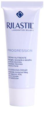 Rilastil Progression crema hranitoare anti-rid pentru ten matur
