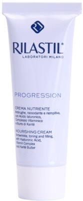 Rilastil Progression creme antirrugas nutritivo para pele madura