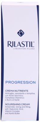Rilastil Progression výživný protivráskový krém pro zralou pleť 2