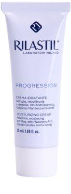 Rilastil Progression crema hidratanta anti-rid pentru ten matur