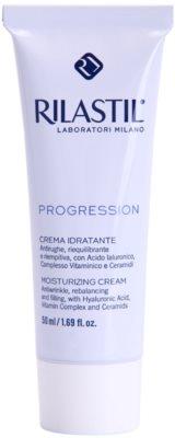 Rilastil Progression crema hidratante antiarrugas para pieles maduras