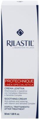 Rilastil Protechnique pomirjajoča krema za obraz ki obnavlja bariero kože 2