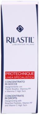 Rilastil Protechnique Gesichtsserum gegen Pigmentflecken 2