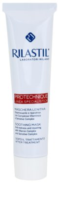 Rilastil Protechnique masca -efect calmant pentru piele sensibila si iritabila