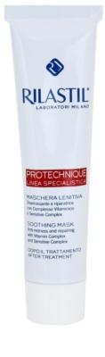 Rilastil Protechnique máscara facial calmante para pele sensível e irritada