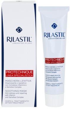 Rilastil Protechnique zklidňující maska pro citlivou a podrážděnou pleť 1