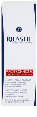 Rilastil Protechnique zklidňující maska pro citlivou a podrážděnou pleť 2