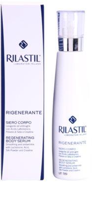 Rilastil Regenerating wygładzające serum do ciała o działaniu odmładzającym 1
