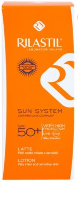Rilastil Sun System leche solar protectora SPF 50+ 2
