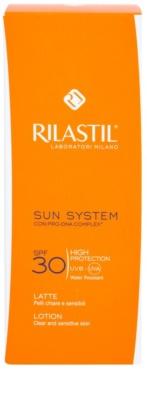 Rilastil Sun System leite solar protetor SPF 30 2