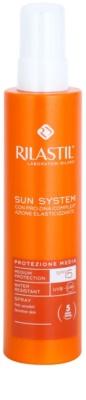 Rilastil Sun System Bräunungsmilch als Spray SPF 15