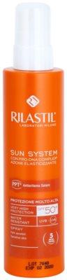 Rilastil Sun System napozó spray SPF 50+