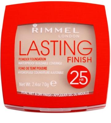 Rimmel Lasting Finish 25H ultra leichter Puder