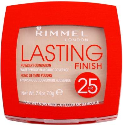 Rimmel Lasting Finish 25H ултра лека пудра