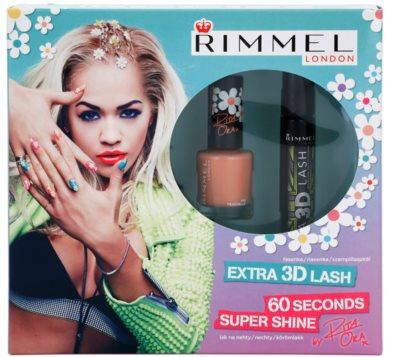 Rimmel By Rita Ora Kosmetik-Set  I.
