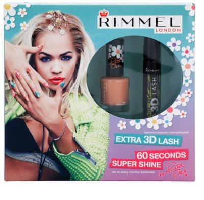 Rimmel By Rita Ora kozmetični set I.