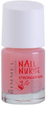Rimmel Nail Nurse erősítő körömlakk