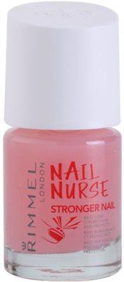Rimmel Nail Nurse зміцнюючий лак для нігтів