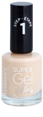 Rimmel Super Gel By Kate Гелевий лак для нігтів без використання UV/ LED лампи
