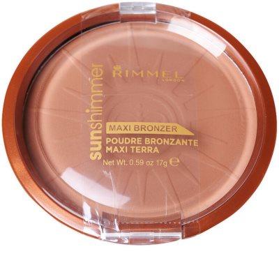 Rimmel Sun Shimmer Maxi Bronzer Bräunungspuder