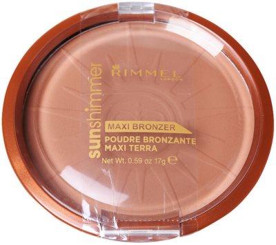 Rimmel Sun Shimmer Maxi Bronzer pó bronzeador