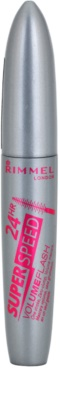 Rimmel Volume Flash  Super Speed Mascara für Volumen 1