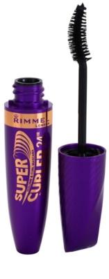 Rimmel Supercurler 24H máscara de pestañas para dar volumen y curvatura
