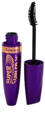 Rimmel Supercurler 24H Volumen-Mascara für geschwungene Wimpern