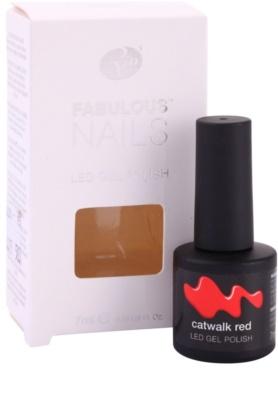 RIO Fabulous żelowy lakier do paznokci 1
