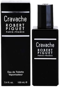 Robert Piguet Cravache toaletná voda pre mužov