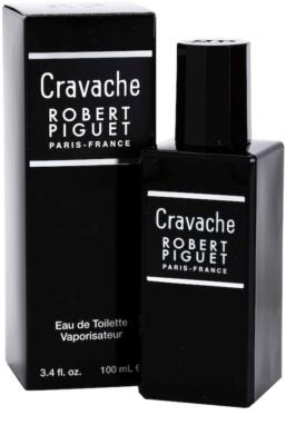 Robert Piguet Cravache toaletná voda pre mužov 1
