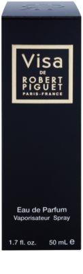 Robert Piguet Visa Eau De Parfum pentru femei 4