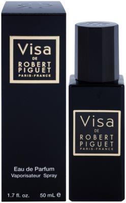 Robert Piguet Visa parfémovaná voda pro ženy