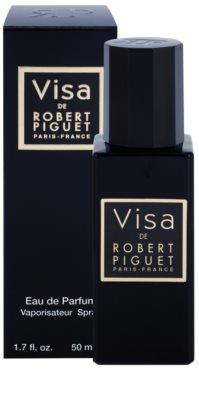 Robert Piguet Visa Eau De Parfum pentru femei 1