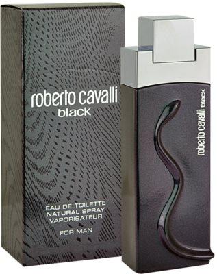 Roberto Cavalli Black туалетна вода для чоловіків