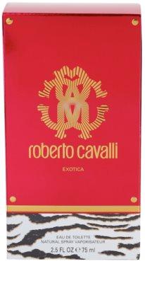 Roberto Cavalli Exotica Eau de Toilette para mulheres 4