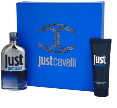 Roberto Cavalli Just Cavalli Him 2013 lotes de regalo