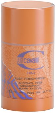 Roberto Cavalli Just Cavalli Him deostick pro muže