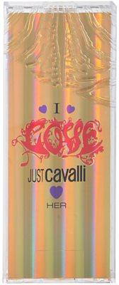 Roberto Cavalli Just Cavalli I Love Her toaletná voda pre ženy