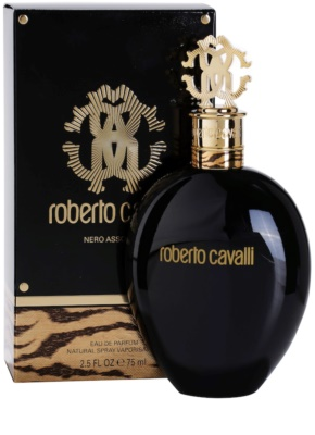 Roberto Cavalli Nero Assoluto Eau de Parfum para mulheres 1