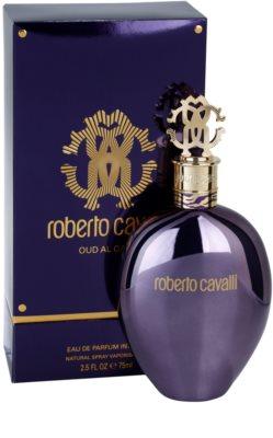Roberto Cavalli Oud Al Qasr Eau de Parfum für Damen 1