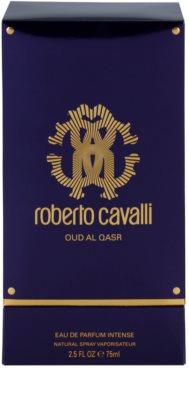 Roberto Cavalli Oud Al Qasr Eau de Parfum für Damen 5