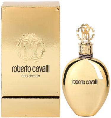 Roberto Cavalli Oud Edition Eau de Parfum für Damen