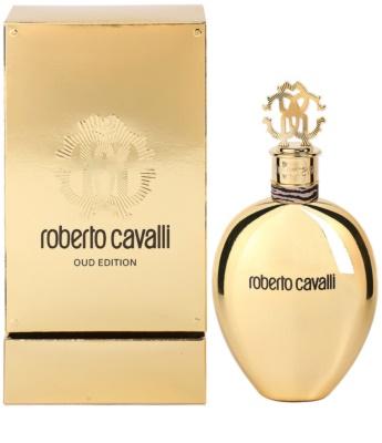 Roberto Cavalli Oud Edition eau de parfum nőknek