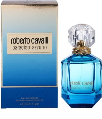 Roberto Cavalli Paradiso Azzurro eau de parfum nőknek