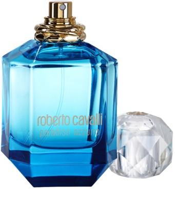 Roberto Cavalli Paradiso Azzurro eau de parfum para mujer 3
