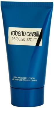 Roberto Cavalli Paradiso Azzurro leche corporal para mujer 1