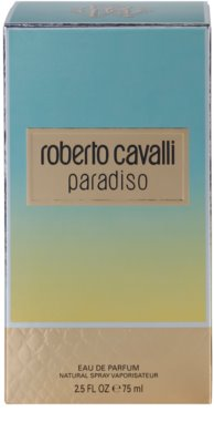 Roberto Cavalli Paradiso Eau De Parfum pentru femei 4