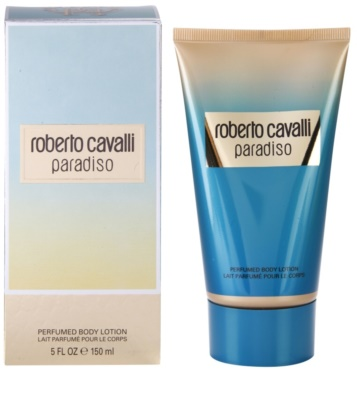 Roberto Cavalli Paradiso leche corporal para mujer