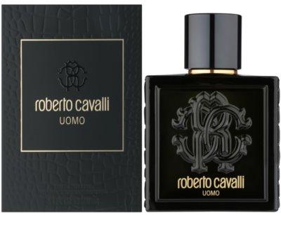 Roberto Cavalli Uomo Eau de Toilette para homens